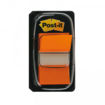 Dispensador de banderitas Post-it Index naranja