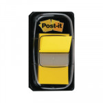 Dispensador de banderitas Post-it Index amarillo