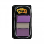 Dispensador de banderitas Post-it Index violeta