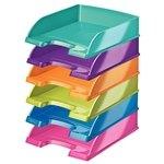 Bandeja de sobremesa colores metalizados de Leitz Wow 52263044
