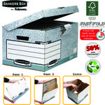 Contenedor de archivo maxi Fellowes Bankers Box System 1181501