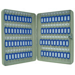Armario metálico para llaves Q-connect 140 llaves 280x370x80 mm