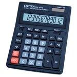 Calculadora de sobremesa 12 dígitos Citizen SDC-444S