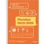 Agenda escolar cuarto Meridian A132