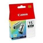 Cartucho inkjet Canon BCI-15 Negro 15 ml