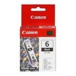 Cartucho inkjet Canon BCI-6 Negro 1400 páginas 4705A002