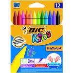 Lápices de cera de colores Plastidecor
