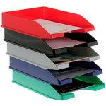 Bandeja de sobremesa Archivo 2000 negra