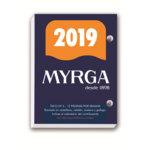 Bloque calendario sobremesa Myrga nº3 8,3x11cm 1103