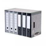 Cajón de archivo de 6 separadores en cartón Fellowes 01880EU