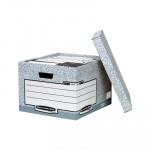 Contenedor carpetas colgantes automático Folio Fellowes Bankers Box System 01810-FFEU