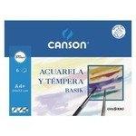 Papel para acuarela minipack Canson Basik 200406347