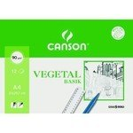 Papel vegetal minipack Canson Basik A4