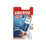 Pegamento instantáneo Loctite Super Glue-3 Perfect Pen 2057746