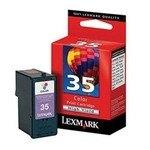 Cartucho inkjet Lexmark Nº 34 Negro 20 ml
