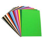 Hoja EVA para trabajos manuales 40x60cm Faibo colores surtidos