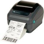 Impresora de código de barras Zebra GK420TT