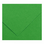 Cartulina de color 50x65cm Iris Canson verde billar