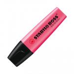Rotulador fluorescente Stabilo Boss rosa