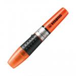 Rotulador fluorescente Stabilo Luminator naranja
