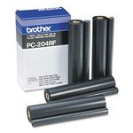 Bobina para fax 4 unidades Brother PC-204RF