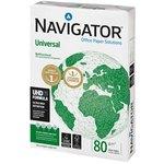 Papel fotocopiadora multifunción A4 80g premium Navigator