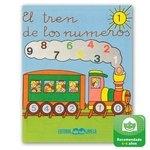 Cuadernillos didácticos Lamela El tren de los números L03011