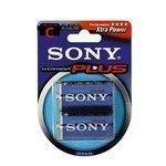 Pila alcalina Sony C