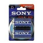 Pila alcalina Sony D