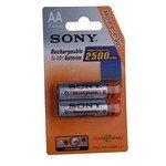 Pila recargable Sony AA 2500