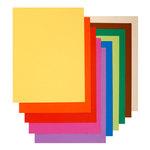 Subcarpeta papel reciclado colores vivos Flash Exacompta Forever 10 colores surtidos (10 por color)