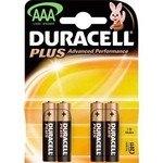 Pila alcalina Duracell Plus AAA lr 03