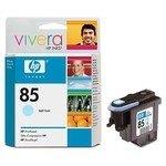 Cabezal impresión HP 85 Cian claro 28 ml