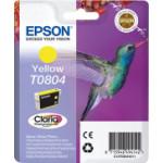 Tinta Epson T0804 Amarillo C13T08044010
