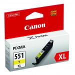 Tinta Canon Cli551xl Amarillo