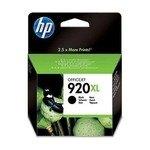Cartucho inkjet HP 920XL de alta capacidad negro 1200 páginas