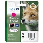 Cartucho Inkjet Epson T1283 Magenta 140 páginas
