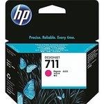 Cartucho inkjet HP 711 Magenta 29 ml