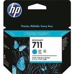 Cartucho inkjet HP 711 Cian 29 ml
