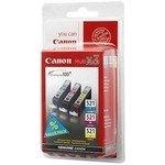 Cartucho inkjet Canon CLI-521 Tricolor  30 ml 2934B010AA