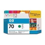 Cartucho inkjet HP 70 Verde  130 ml