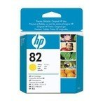 Cartucho inkjet HP 82 Amarillo 28 ml 28 ml
