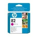 Cartucho inkjet HP 82 Magenta 28 ml  28 ml