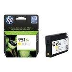 Cartucho inkjet HP 951XL de alta capacidad amarillo 1500 páginas