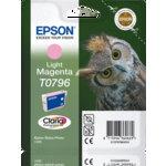 Cartucho inkjet Epson T0796 Magenta claro