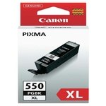 Cartucho inkjet Canon PGI 550XL negro 22ml