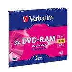 DVD-RAM 3x Verbatim 43499