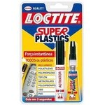 Pegamento instantáneo Loctite Super Glue 3 Plastics