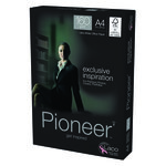 Papel fotocopiadora multifunción premium 160g Pioneer A4 297x210mm