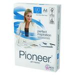 Papel fotocopiadora multifunción premium 90g Pioneer A4 297x210